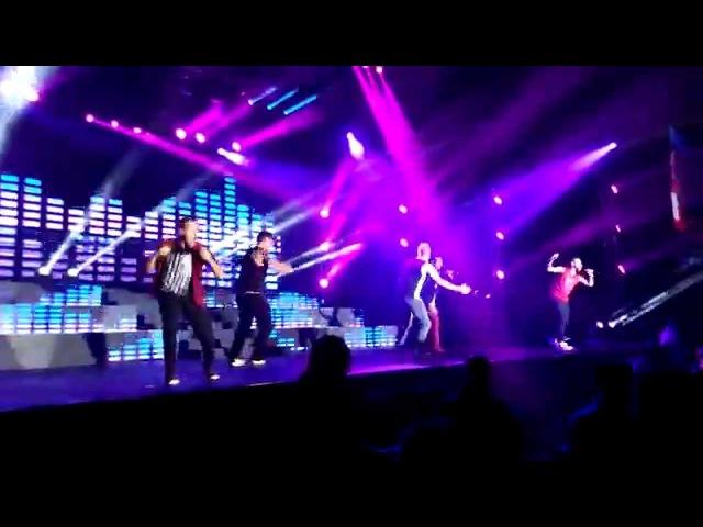 Backstreet Boys - We've Got It Going On (Live In Israel)