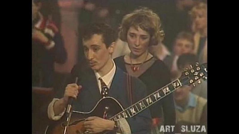 Браво Музыкальный ринг (1986 год)