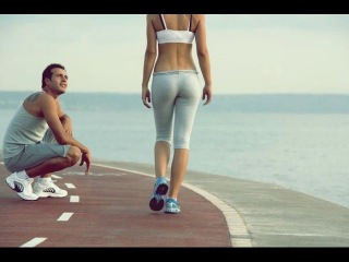 Живи полной жизнью! Спортивная мотивация для девушек.