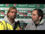 Arnd Zeigler im Interview mit Jurgen Klopp