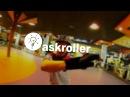 Профессиональное катание на роликах в роллердроме askroller