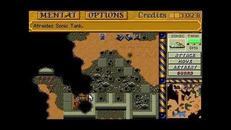 Dune 2 - Gameplay