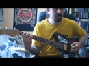 Nirvana FULL Bleach played on guitar ! track after track ! full HD