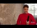 Justin Bieber speac about microphone