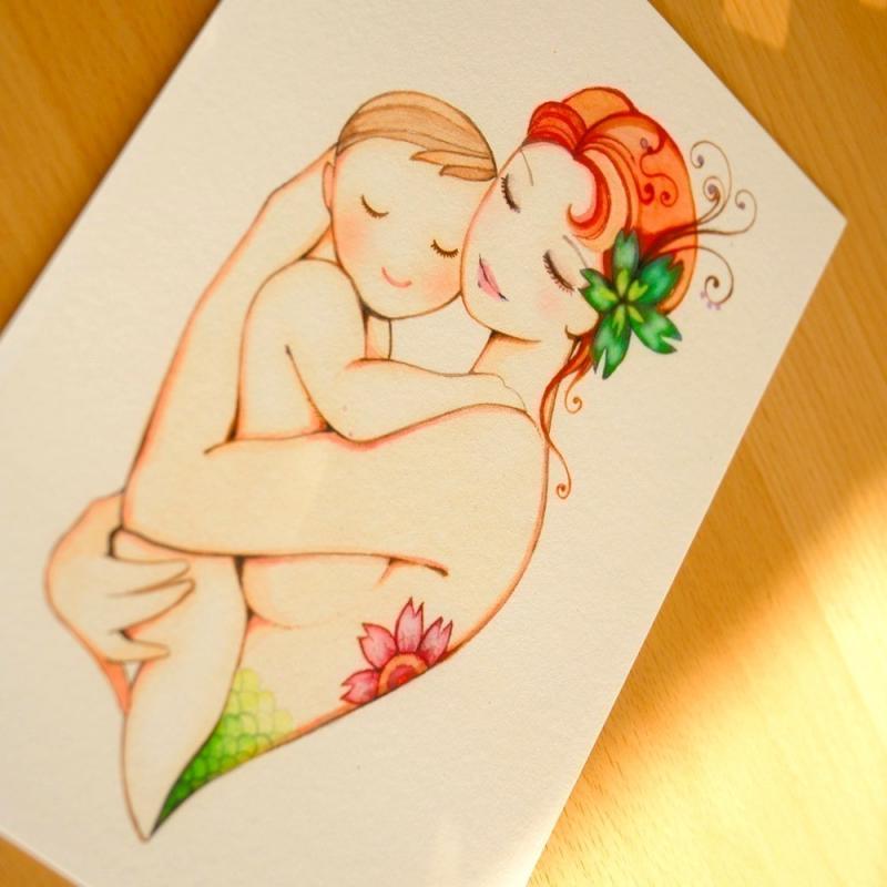 Картинки подарков своими рукам маме