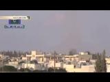 Российский Су-24 бомбит ИГ видео террористов  Размер 7.46 Mб Код для вставки в блог  Террористы Исламского государства сняли
