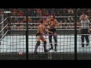 [Crossface] The Undertaker vs. R-Truth vs.John Morrison vs. Rey Mysterio vs. Chris Jericho vs. CM Punk - Elimination Chamber 201