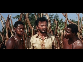 Classic Adventure Thriller - The Naked Prey 1965 Cornel Wilde in English Eng Full Movie