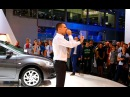Битбокс шоу на стенде Nissan / Beatbox show