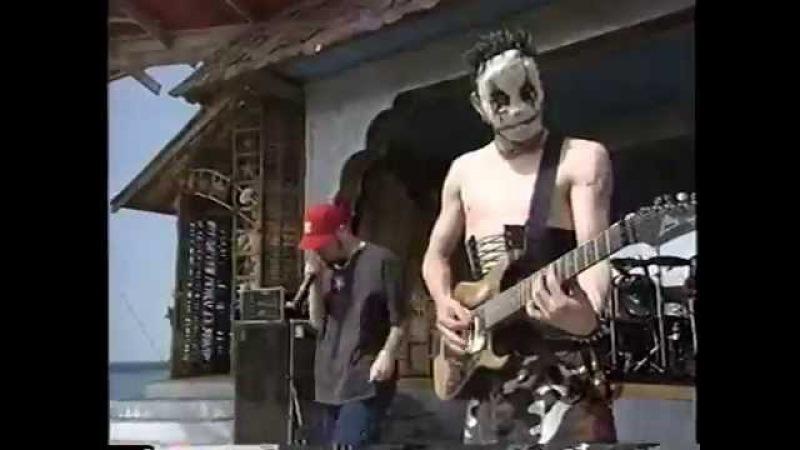 Limp Bizkit 1998.03.12 MTV Spring Break, Negril, Jamaica