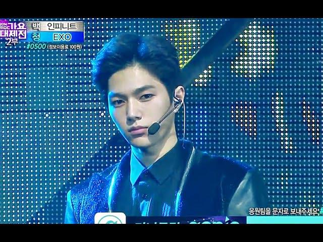 INFINITE (인피니트) - Last Romeo Back. / MBC. / 31.12. 2014.