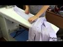 Как погладить рубашку Быстро Правильно Комментарии специалиста Рубашка на заказ