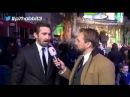 Lee Pace - The Hobbit 3: The Battle of the Five Armies World Premiere (русские субтитры)