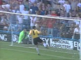 Уимблдон - Манчестер Юнайтед | гол Дэвида Бекхэма (1996)