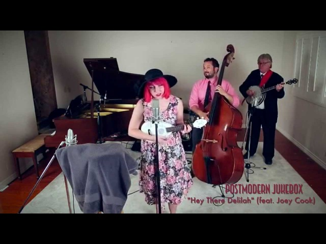 Hey There Delilah - Vintage 1918 World's Fair Style Plain White T's Cover ft. Joey Cook