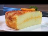 Картофельный пирог с сыром видео рецепт