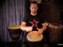 Djembe patterns for beginners - Patterns 1 to 6