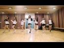 LOVELYZ - Hi~ - mirrored dance practice video - 러블리즈 안녕