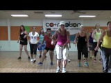OliverTwist (by D'Banj) - Choreo by Lauren Fitz (inspired by African Mix @ ZIN Convention)