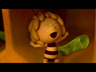 Пчелка Майя 3D (2014) Русский Трейлер   мультфильм