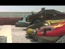 "Rock'n'Roll Racing 3D: Intro animation (RRR3D) ""Motor Rock"""
