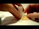 Туфельки для куклы из ткани. Часть 1.mp4