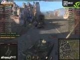 [안티노라] 월드오브탱크, 기적의 역전승 패튼 강제캐리! (M48A1 in Ruinberg 8,253 DMG)
