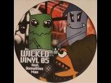 Wickedsquad - No Guns Inna Dance ft. Demolition Man (Wicked Vinyl 05) RAGGA JUNGLE