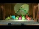 Люсия- танец Капельки дождя