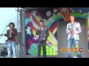 Первое сольное выступление группы  Садко  в городе Алейске
