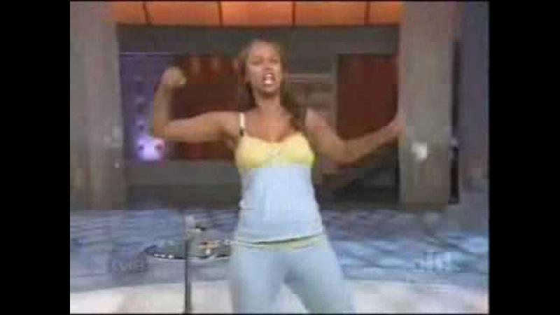 Tyra Banks - Vaseline Frenzy