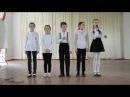 10 ani Liceul Teoretic Anton Guzun Сlasa a III-a B 30.09.15