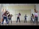 10 ani Liceul Teoretic Anton Guzun Dansul clasa a VII-B 30.09.15