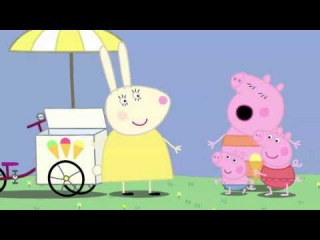 Peppa Pig English New Full Series 1-40 - Very Hot Day