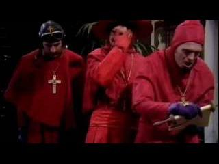 Монти Пайтон - Испанская инквизиция (появление DVDRip)