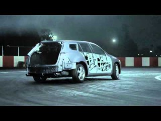 Transformation - Acura TSX Sport Wagon commercial