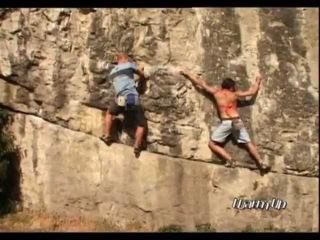 Improve Your Climbing Tecnhiques ( С Рус переводом) Обучающий фильм по Скалолазанию part 1