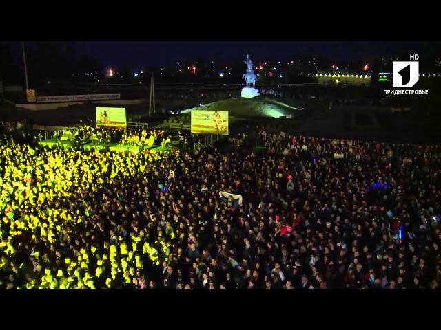 Концерт В.Бутусова в Тирасполе