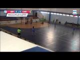 Женская лига. VIII тур. Аврора - Снежана-Котельники. 1 игра. (2:1)