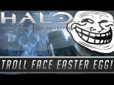 Master Chief Collection | Secret Troll Face Easter Egg & Location! (Halo: CE Anniversary)