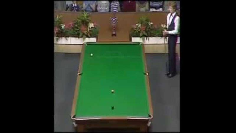 Steve Davis 147 1982 Lada Classic Snooker First Televised 147
