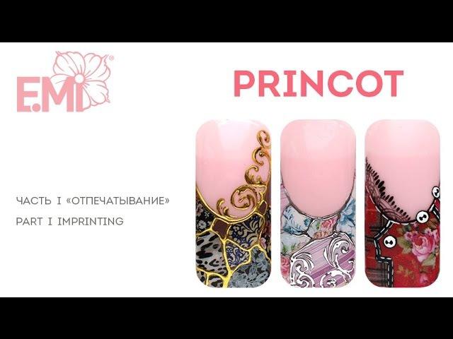 Как работать с PRINCOT E.Mi I cпособ Отпечатывание