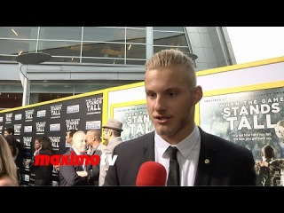 Alexander Ludwig Interview | When the Game Stands Tall | World Premiere