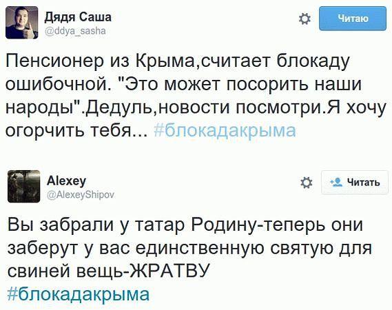 """Следующие этапы блокады Крыма также будут успешны, - комендант лагеря гражданского корпуса """"Азов"""" Краснов - Цензор.НЕТ 9388"""