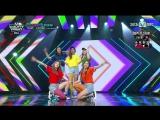 151001 Red Velvet - Dumb Dumb @ Mnet M! Countdown