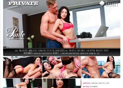 Filthy Web Cammers Scene 1