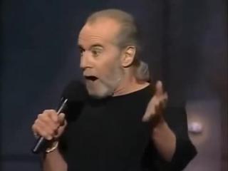 Джордж Карлин This guy is fucking stupid Стендап Standup