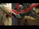 Ремонт каретки велосипеда диагностика и замена разних типов кареток велосипеда