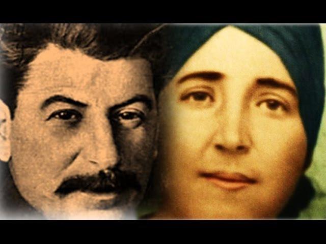 Надежда Аллилуева - жена Сталина