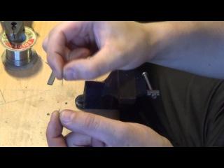 Ремонт щупа осциллографа